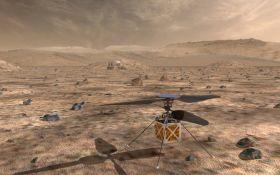 NASA отправит на Марс космический вертолет: опубликовано видео