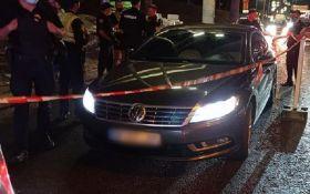 Влаштував кілька ДТП та намагався втекти: в Києві поліція затримала викрадача Volkswagen