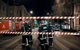 У Греції пролунав вибух у відділенні банку, обійшлось без жертв: з'явились фото