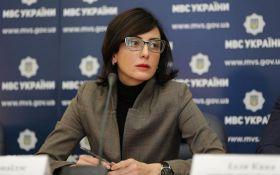 Зростання злочинності в Україні: Деканоїдзе назвала три проблеми