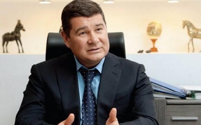Нардеп-утікач Онищенко потішив заявою про гроші за відпустку