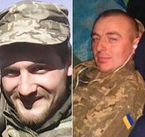 Названы имена бойцов, погибших 20апреля под Авдеевкой— Защищали государство Украину
