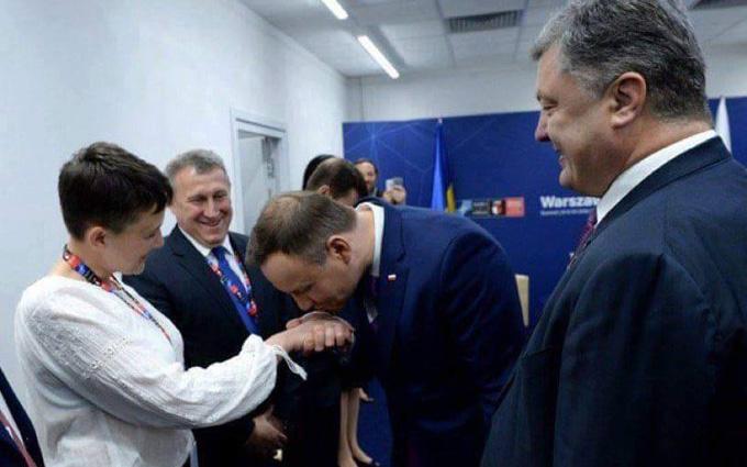 Прогноз Савченко про терміни закінчення війни на Донбасі збурив соцмережі