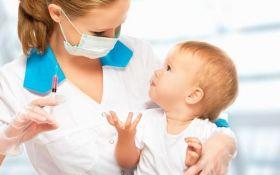 У КМДА назвали число вакцинованих дітей в столиці