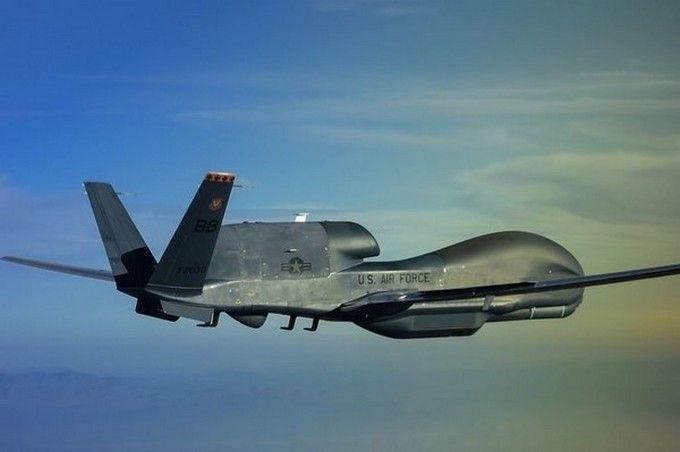 США з повітря провели розвідку над Україною і Кримом: опубліковані фото