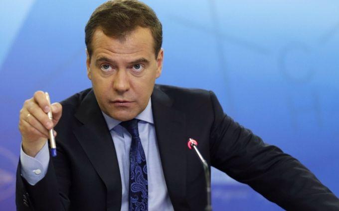 Приз за жарт року: соцмережі висміяли заяву Медведєва про Росію