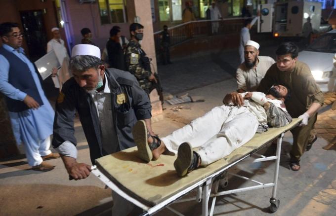 В Афганістані стався новий потужний теракт: десятки загиблих і поранених (2)
