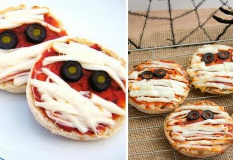 Бутерброды-мумии