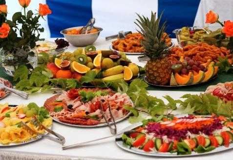 банкетные блюда и закуски фото