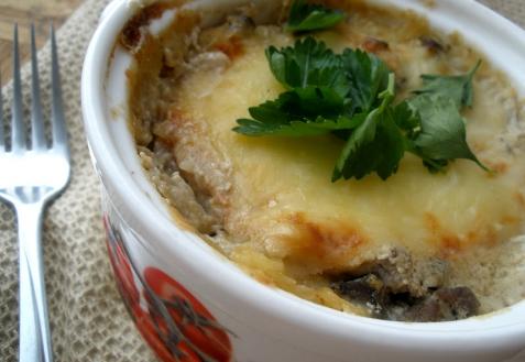 Киргизская закуска из печени