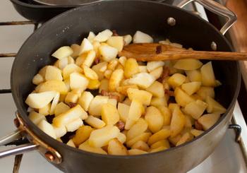 + картофель