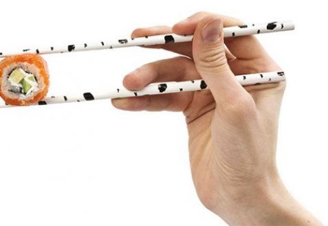 Правила пользования китайскими палочками