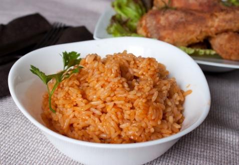 Как приготовить цветной рис