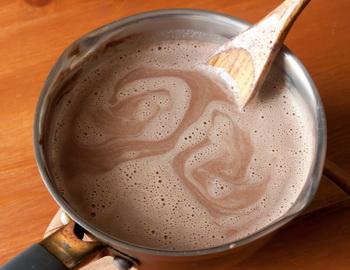 Сливки + шоколад