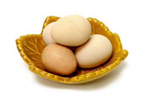 Яйцо цесарки