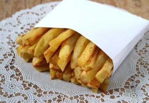 Картофель фри без масла (видео)