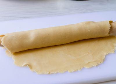 Наматываем тесто