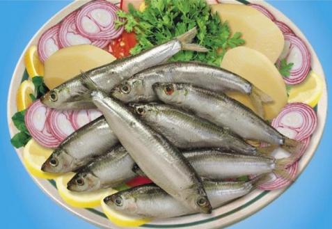 Рецепт - Посол мелкой рыбы