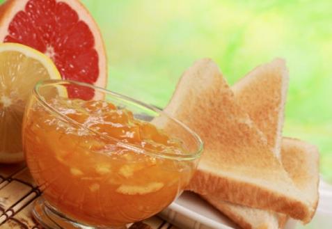 Рецепт - Варенье из грейпфрута