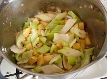 + сельдерей и картофель