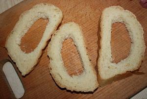 Уродуем хлеб
