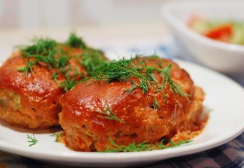 Рецепт - Ленивые голубцы