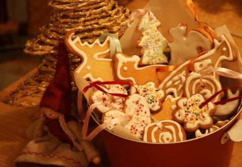 Рецепт - Рождественские пряники