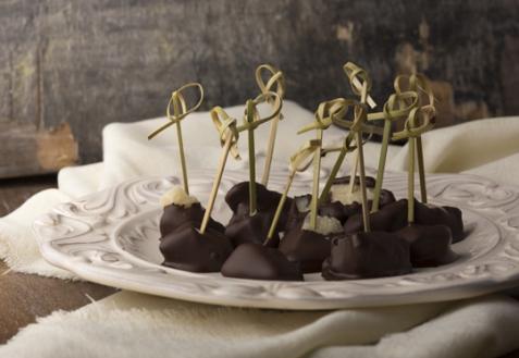 Пармезан в шоколаде