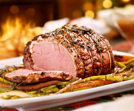 Как готовить праздничную буженину