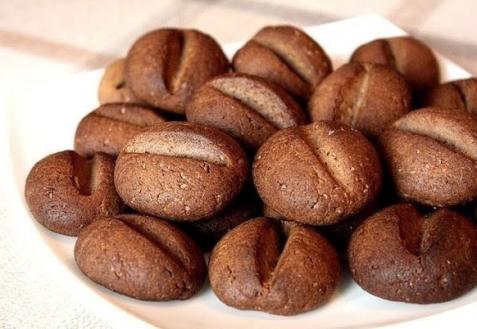 Видео кофейное печенье рецепт