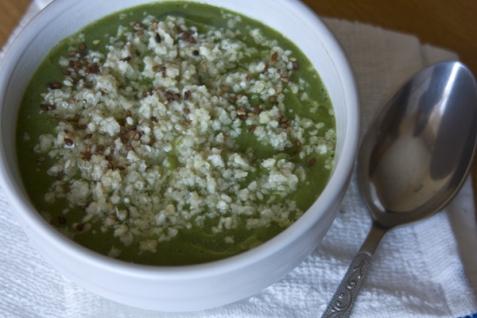 Рецепт - Суп-пюре из брокколи