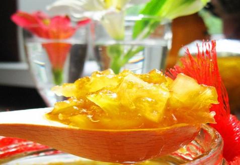 Рецепт - Варенье из кабачков