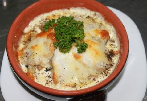 Блюда в горшочках с рыбой рецепты