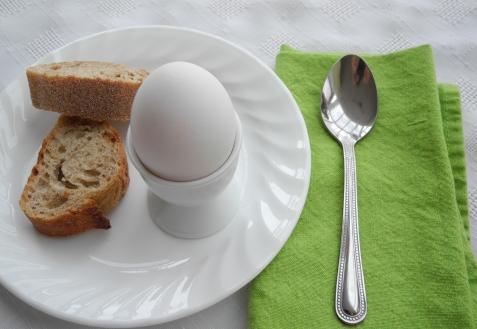 Сервировка стола для завтрака