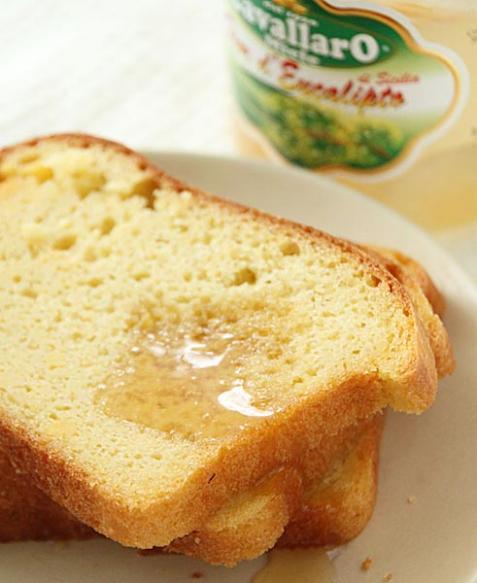 Рецепт - Португальский кукурузный хлеб
