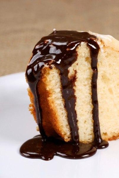 Рецепт - Шоколадная глазурь для кулича