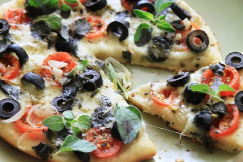 Неаполитанская пицца. Zepter