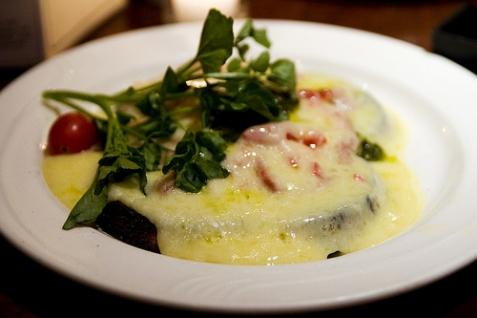 Баклажаны под сыром - рецепт