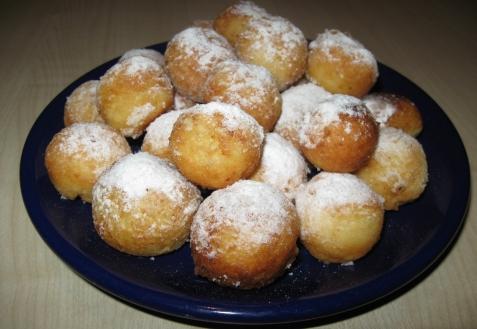 Пончики без яиц рецепт фото