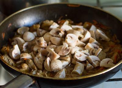 + грибы