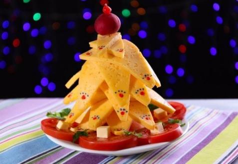 Рецепт на Новый год: Сырная закуска