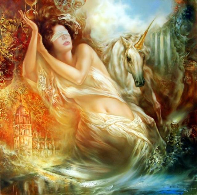 Потрясающие работы литовского художника Станислава Сугинтаса (Stanislav Sugintas).