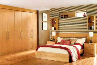 Вдохновляющие идеи по обустройству маленькой спальни. Фото