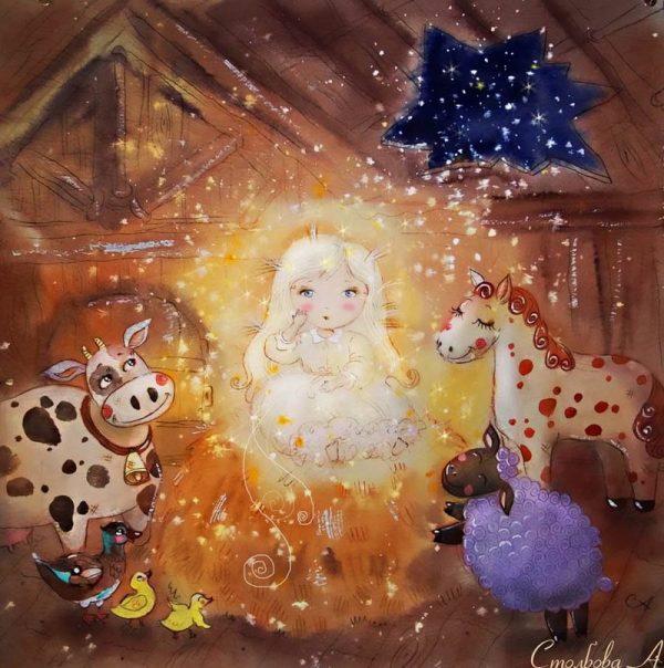 художник Анастасия Столбова картины – 12