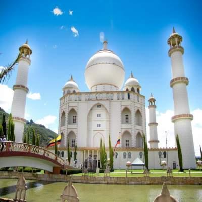 Самые интересные тематические парки со всего мира. Фото