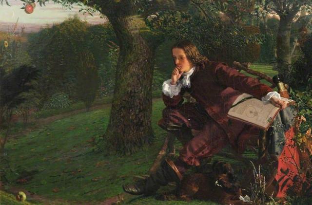 Любопытные факты об Исааке Ньютоне