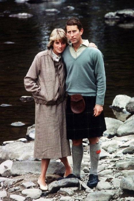Диана и принц Чарльз встретились совершенно «случайно». | Фото: ofigenno.com.