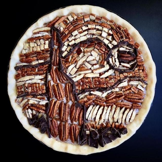 Фото: Лорен Ко — женщина, которая вывела пироги на новый уровень (Фото)