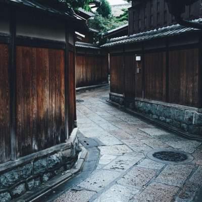 Япония в колоритных уличных снимках. Фото