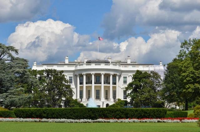 Белый дом. / Фото: www.photolemur.com